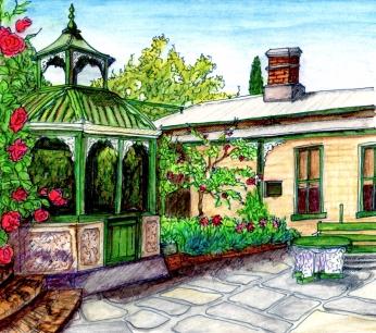 Buda Birdhouse