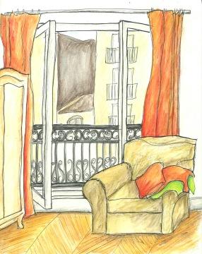 200 Paris Apartment