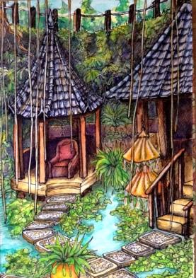 Bali Journal - Taksu Spa